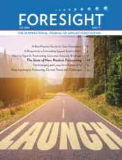 Foresight #51 Cover