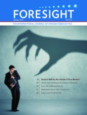 Cover of Foresight 53