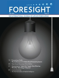 Foresight #55 cover