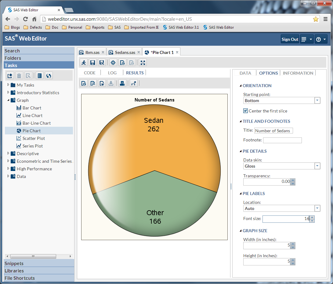Graphics With Sas Web Editor Graphically Speaking