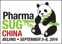 PharmaSUG-China