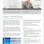 Analytic coaching