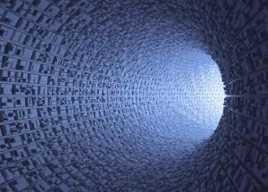 Futuristic Tunnel 102734766