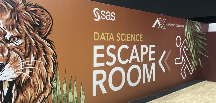 Hidden Insights: What can data science escape rooms do for your innovation program?