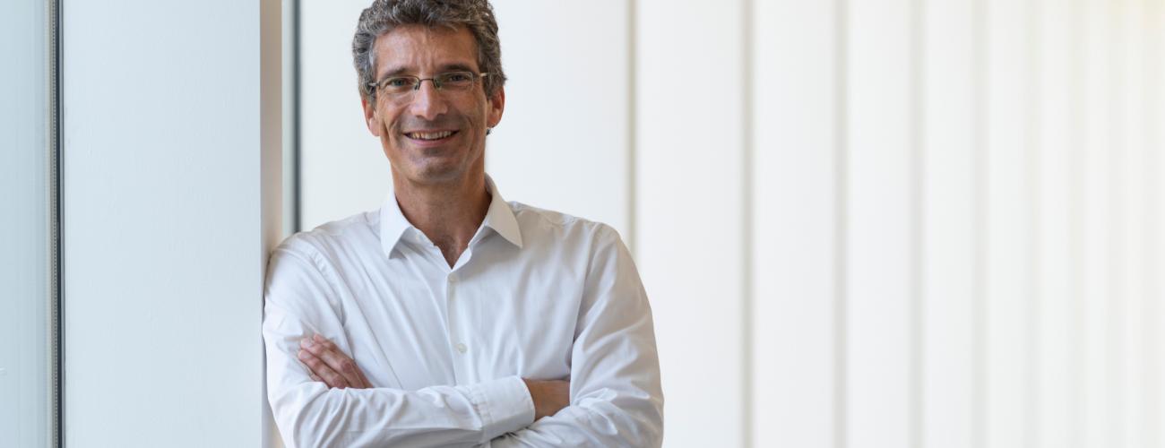 Prof. Dr. Antonio Krüger, Deutsches Forschungszentrum für Künstliche Intelligenz