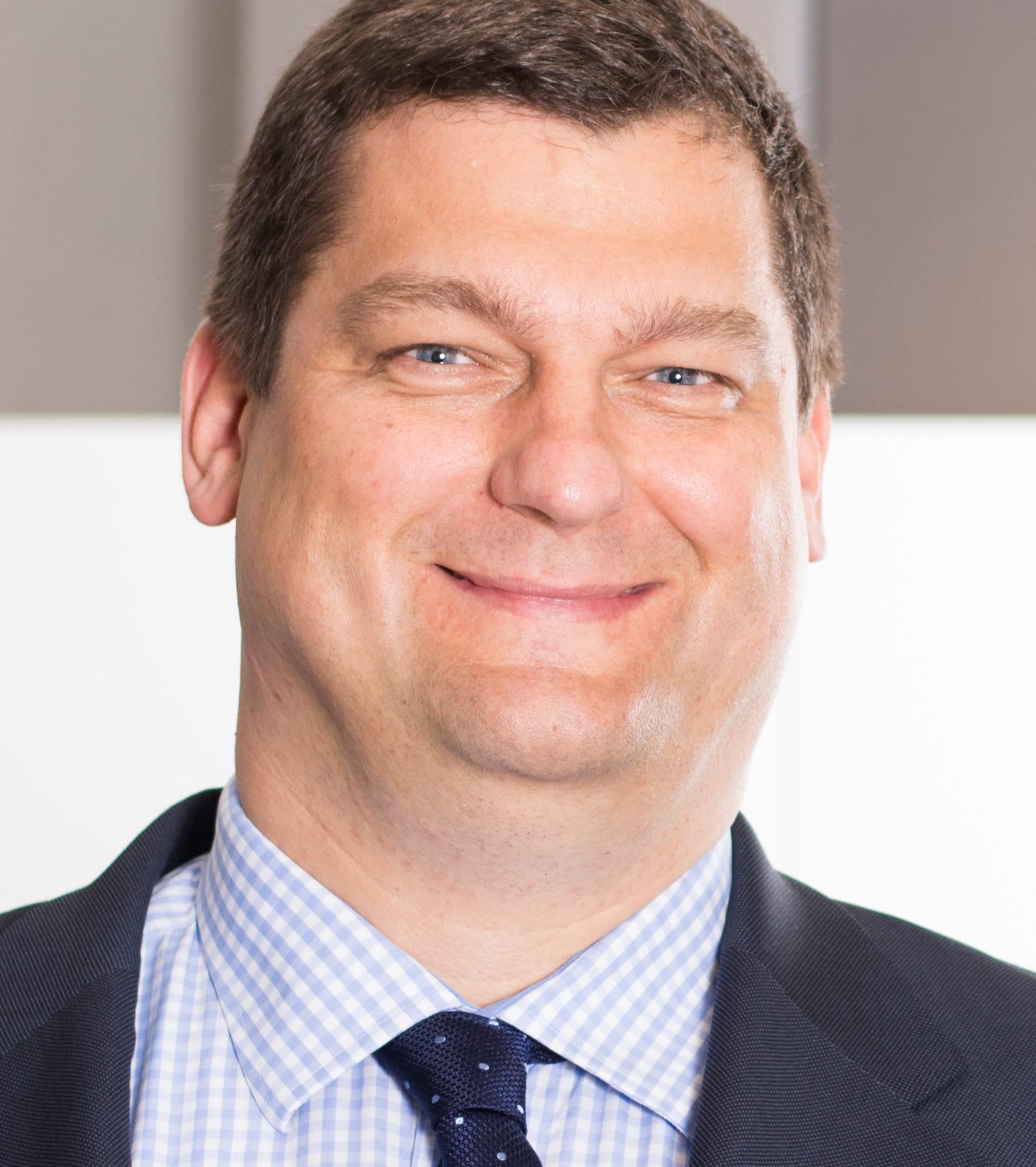 Thorsten Hagenberger, Mitglied der Geschäftsführung bei SAS DACH