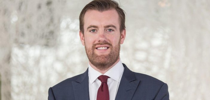Jonathan Riches, Sales Director for the Life Sciences