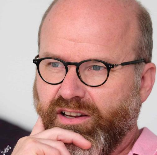 Prof. Dr. Patrick van der Smagt, Director des Machine Learning Labs, VW