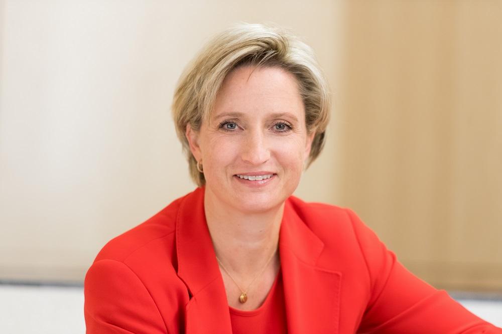 Dr. Nicole Hoffmeister-Kraut, Wirtschaftsministerin Banden-Württemberg