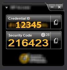 Rewinding random number streams: An application