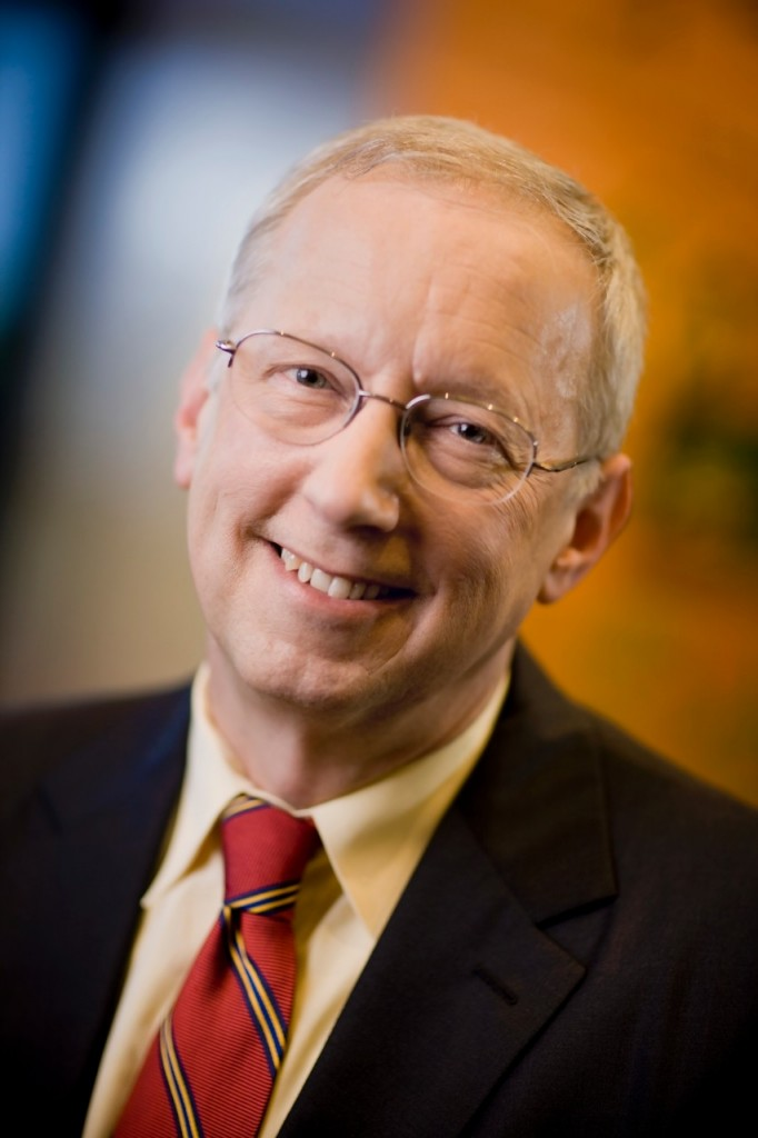 John Sall, co-founder and Executive VP of SAS, and lead architect of JMP software