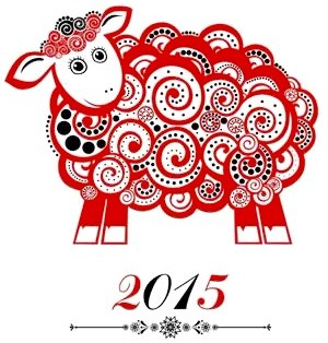 2015 is the Year of the Sheep