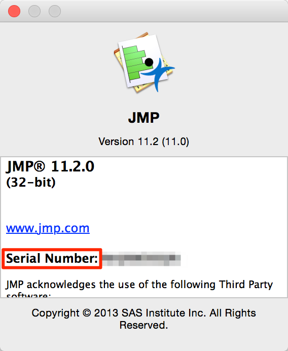 Single-user, perpetual license on Mac