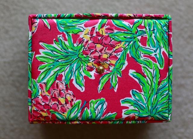 Lilly Pulitzer box