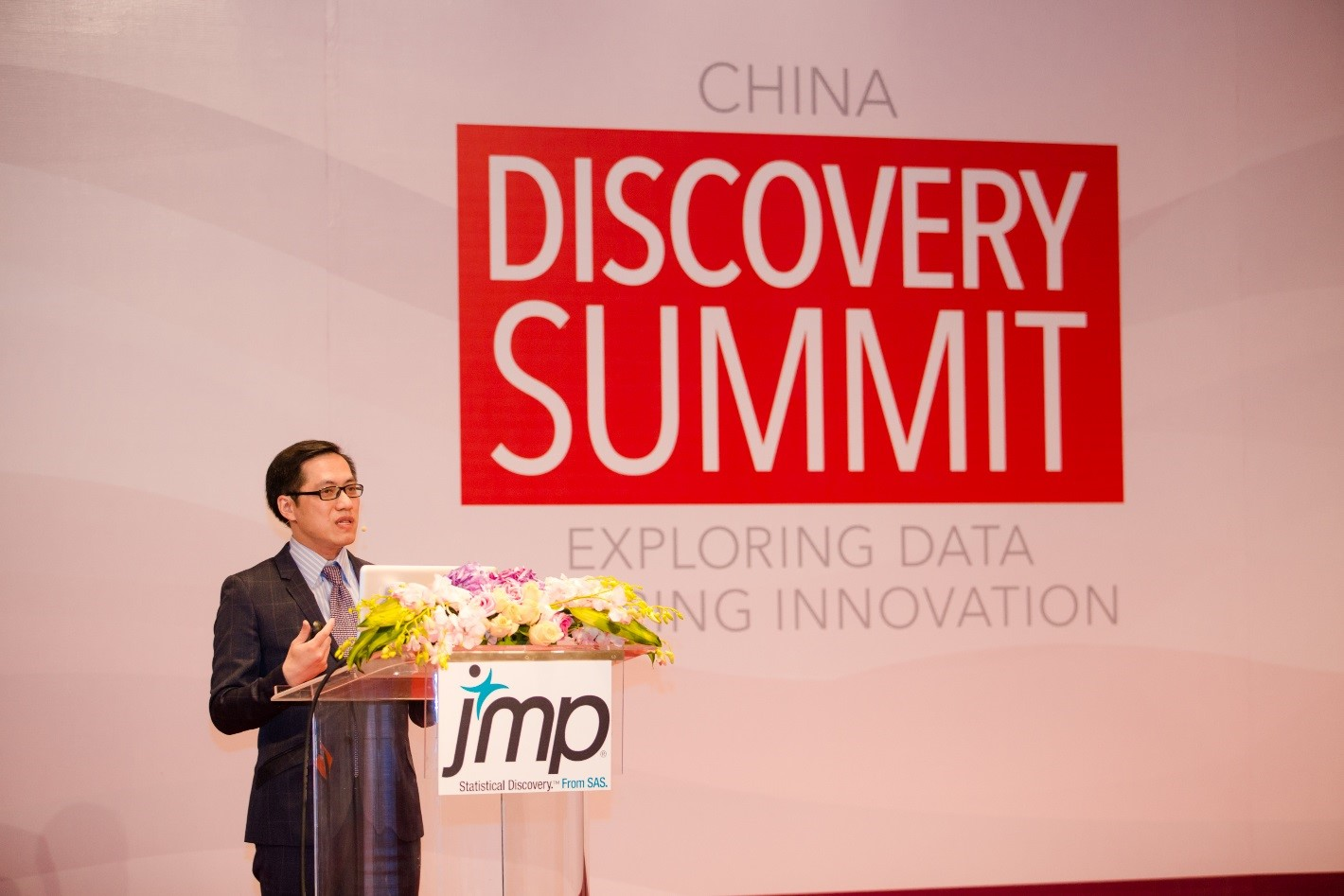 """Kaiser Fung explains why """"numbersense"""" is priceless in his keynote talk."""