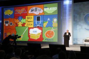 Armistead Sapp introduces the R&D themes for 2014