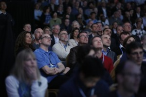 The crowd at SAS Global Forum