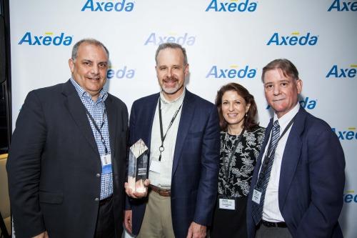SAS team at Axeda Conference