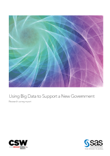 DOWNLOAD OUR 'USING BIG DATA TO SUPPORT A NEW GOVERNMENT' REPORT