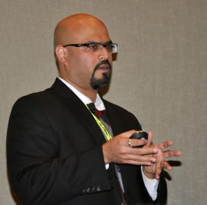 Ravi Shanbhag, UnitedHealthcare, speaks at SAS Global Forum Executive Conference