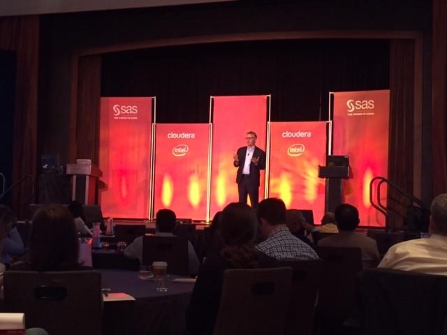 Alan Saldich, VP of Marketing at Cloudera