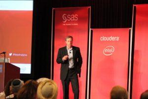 Randy Guard discusses Hadoop and SAS.