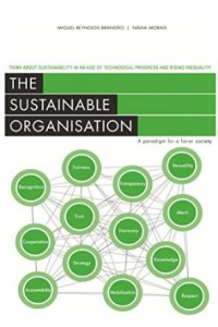 Book cover for The Sustainable Organisation