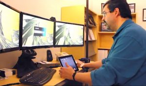 Matthew Horn looks at three monitors plus an iPad