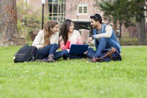 University pupils