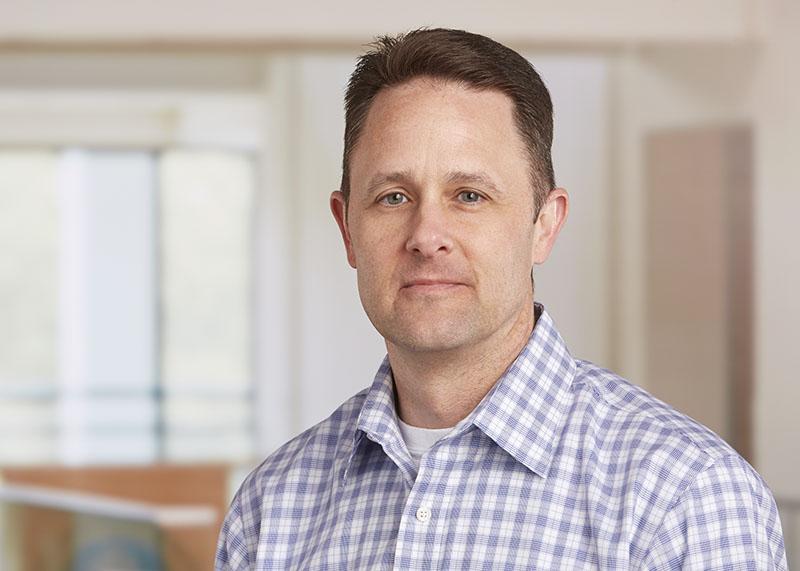 Brian Kinnebrew, a Senior Solutions Architect at SAS
