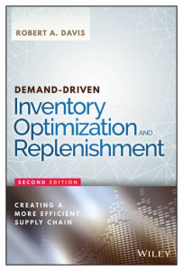 Inventory Optimization and Replenishment by Bob Davis