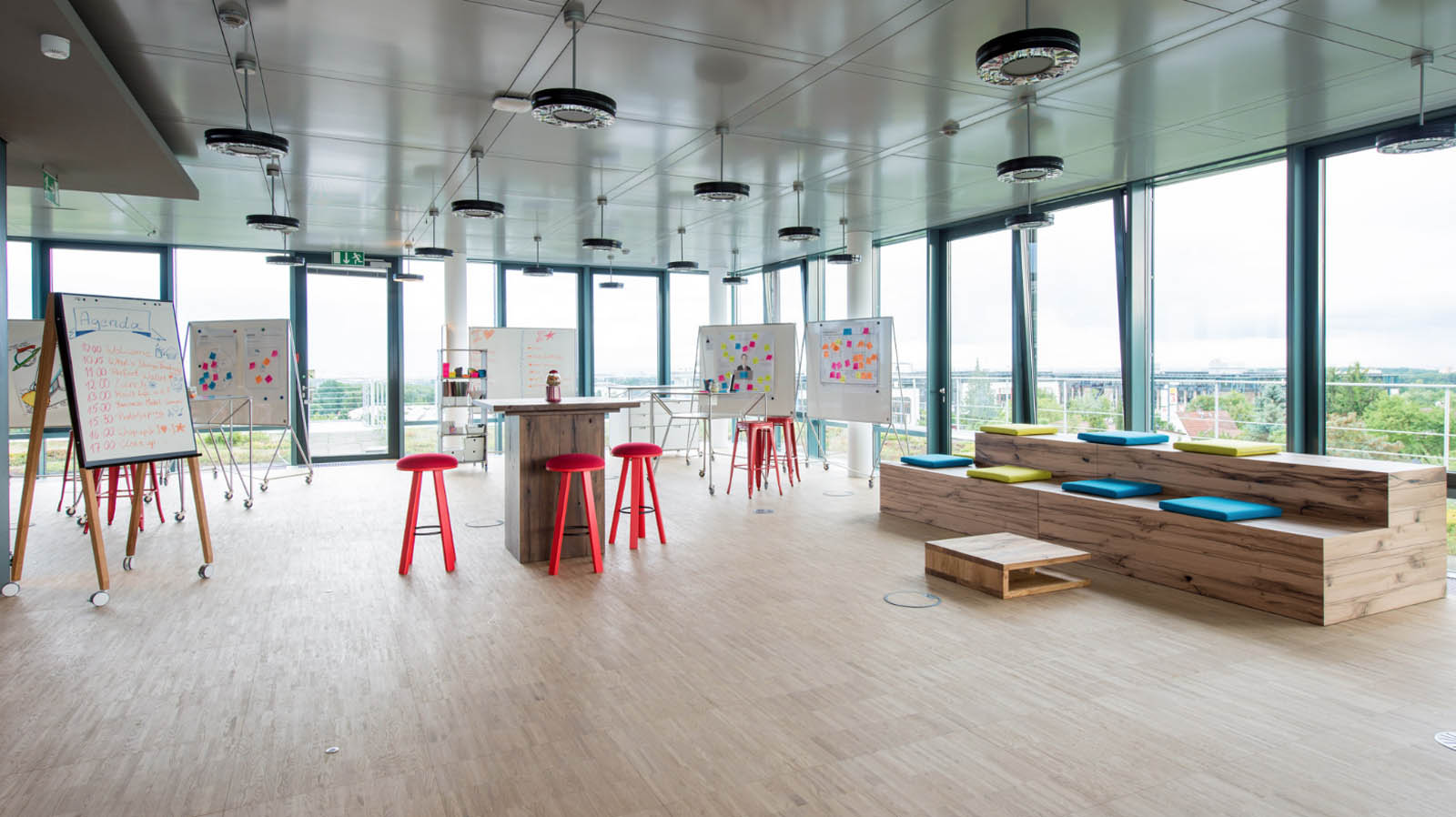 Accenture's Digital Innovation Center
