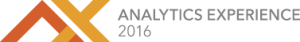 Analytics Experience 2016 logo