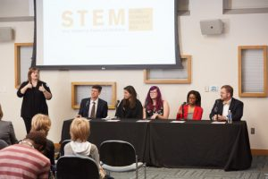 Student panel discusses accessibility
