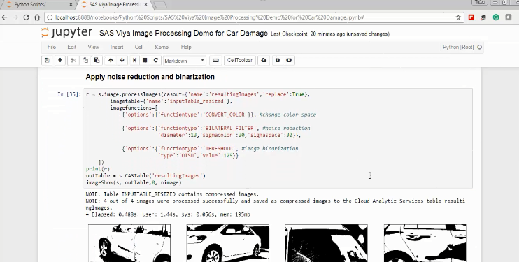 Image recognition: Cutting edge data science ready for business