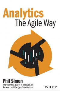 Analytics The Agile Way book cover