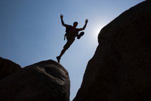A trust leap