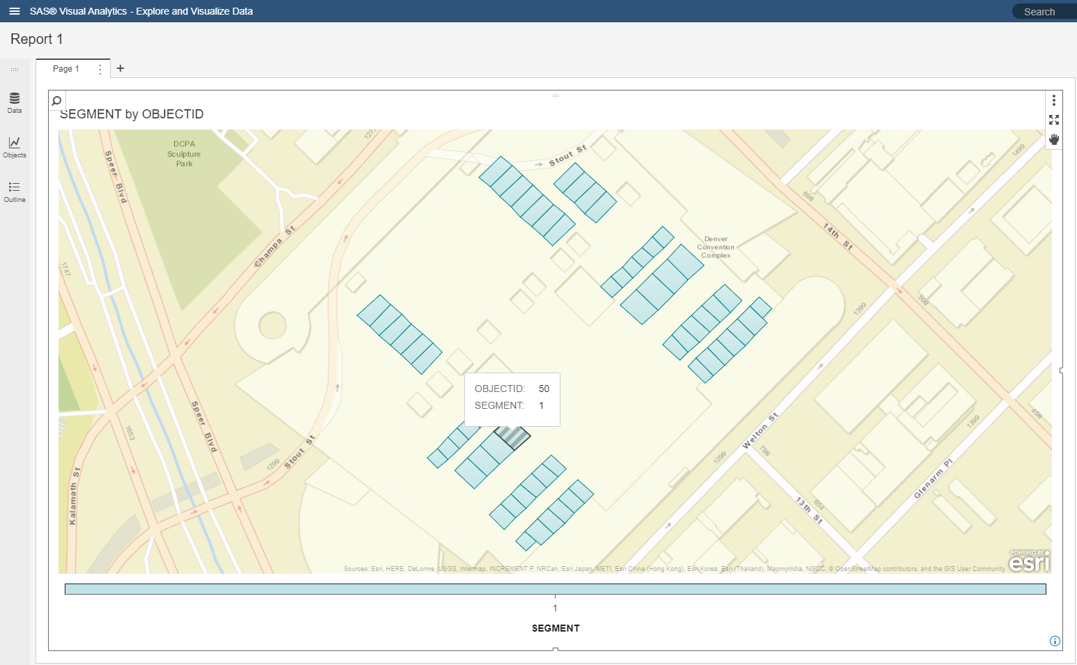Building and visualizing custom polygons in SAS Visual