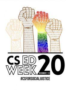 CSEdWeek2020 logo