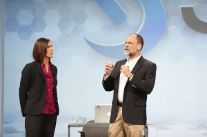 Michelle Eggers and Fritz Lehman discuss customer collaborations