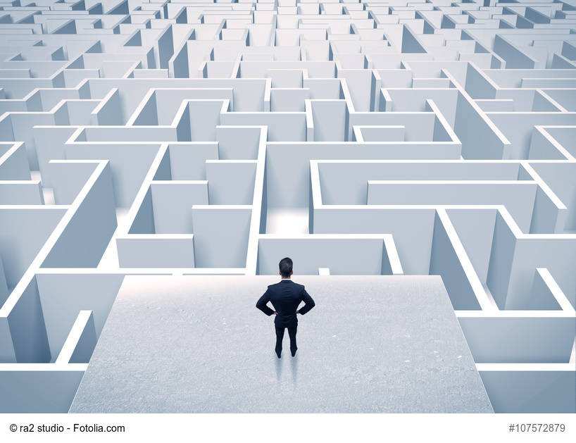 Don't let your data warehouse be a data labyrinth!