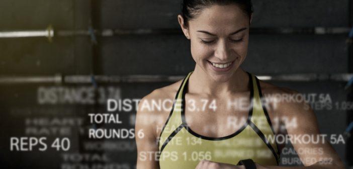 Fitnessdaten