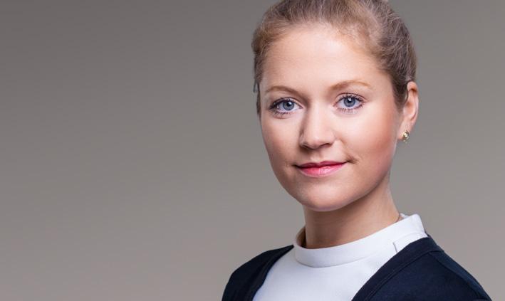 Esther Zickuhr, Unternehmensberaterin der CINTELLIC Consulting Group