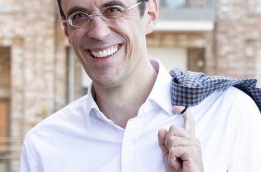 Johannes Fuhr von predict42 ist begeistert vom Meetup der Frankfurt #DataScience Community