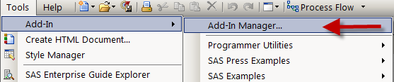 Controlling access to custom tasks in SAS Enterprise Guide