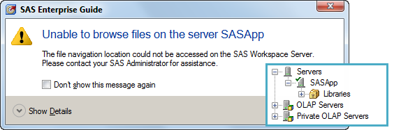 Fencing in your SAS users with LOCKDOWN