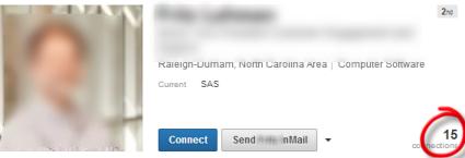 LinkedIn newcomer
