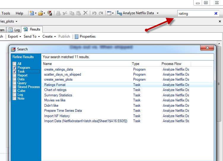 new sas programming features in sas enterprise guide 7 1 the sas dummy rh blogs sas com SAS Enterprise Guide Icon data analysis with sas enterprise guide