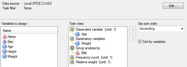Linear Regression task