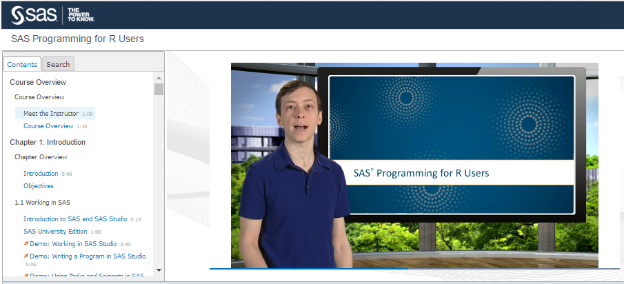 SAS programming for R users